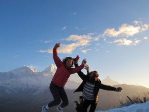 Tourist Jump Fail